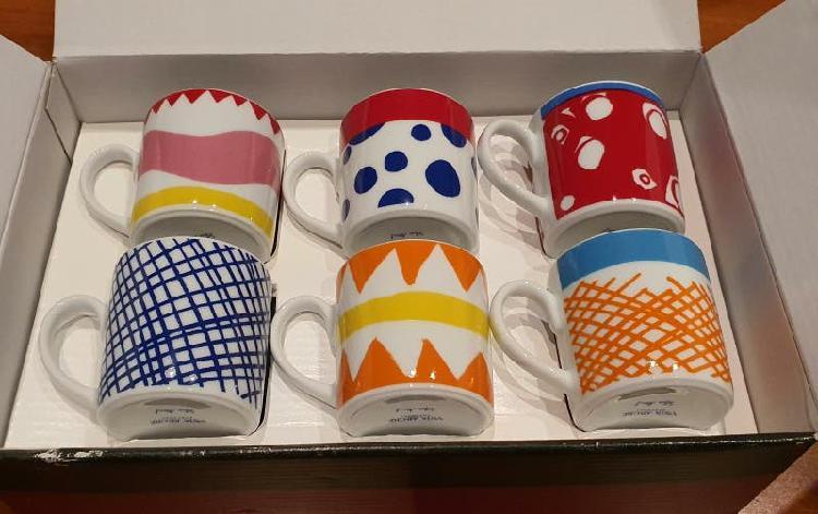 Juego café diseño portugués