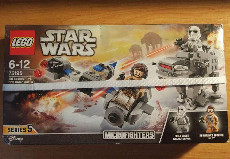 Lego star wars 75195 microfighters series 5