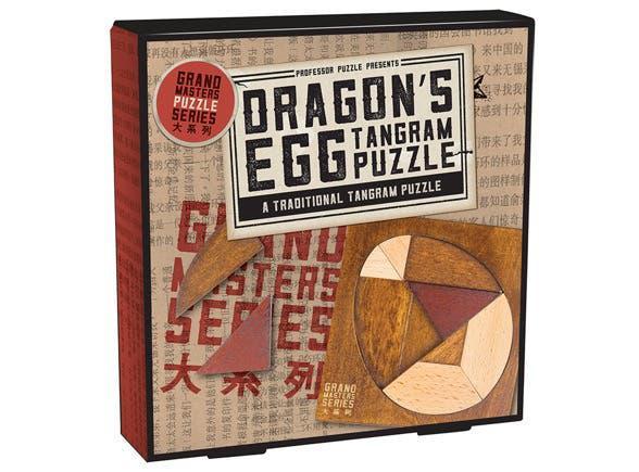 Logic game - tangram dragon - producto nuevo!