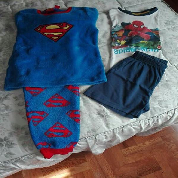 Lote pijamas niño, 5-6 años