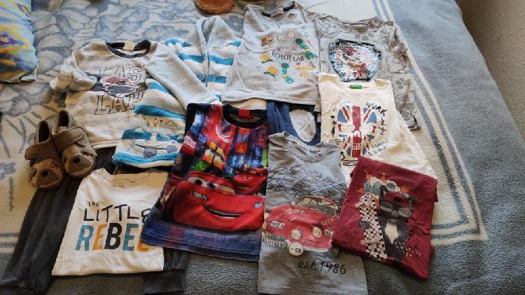 Lote ropa de niño