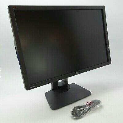Monitor hp dreamcolor z24x g2 alta gama fotografia