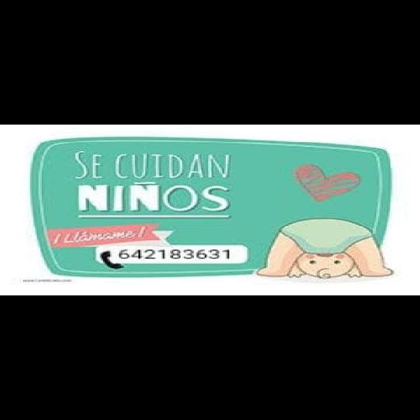 Niñera / canguro