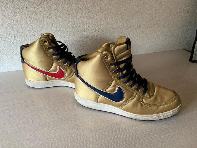 Nike vandal high supreme olympic gold