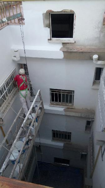 Oficial de 1º rehabilitacion de fachadas