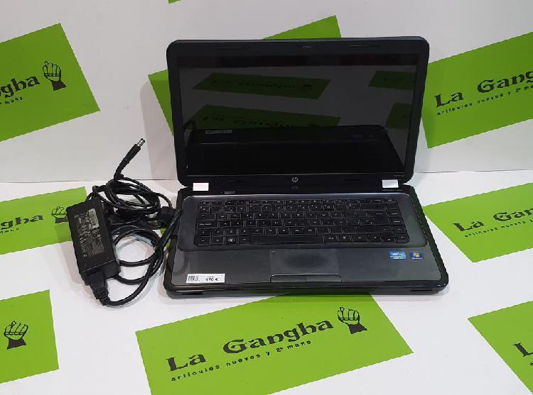 Pc portatil hp pavilion g6 g6-1207ss. procesador i