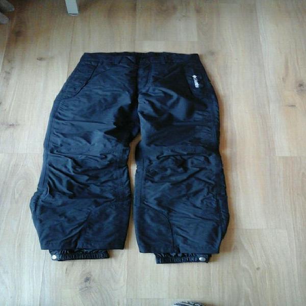 Pantalon esqui mujer coloumbia talla s (38 o 40)