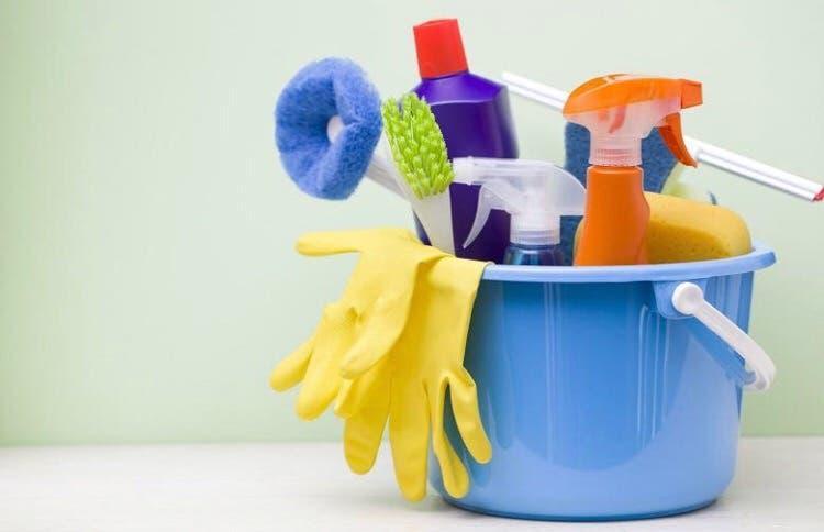 Realizó limpiezas de hogar
