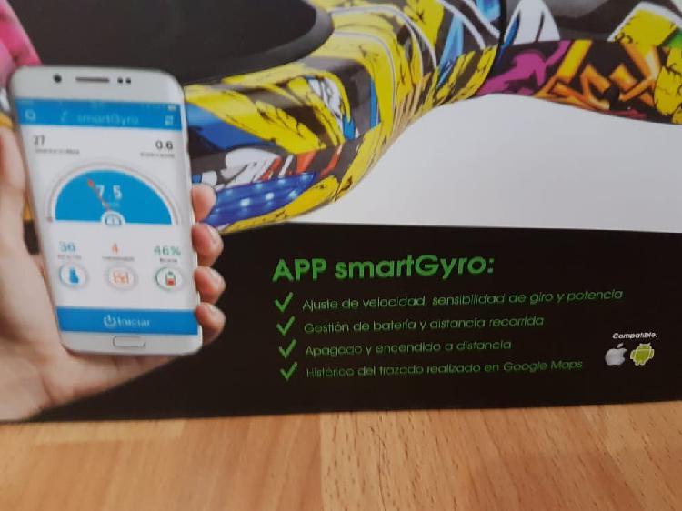 Smart gyro