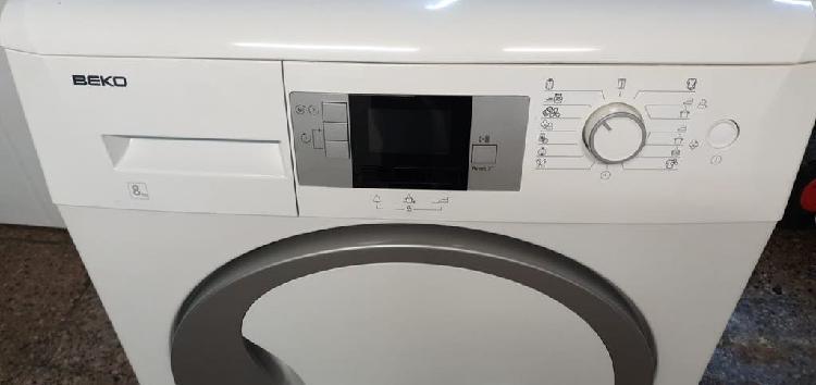 Secadora 8kg beko de condensación