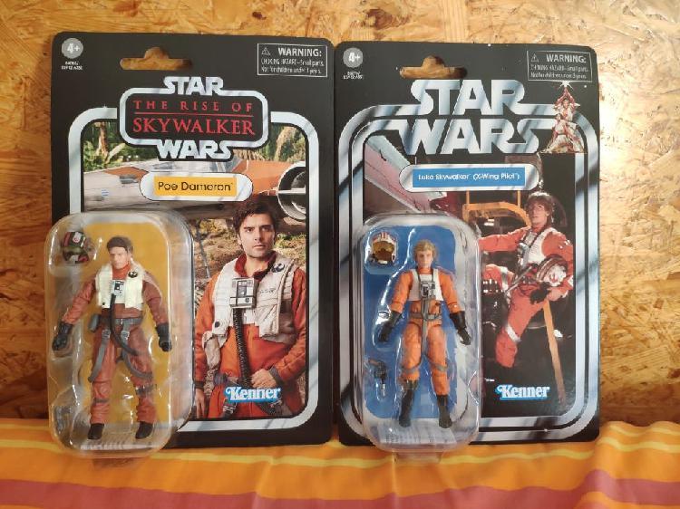 Star wars luke skywalker y por dameron tvc