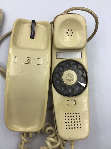 Teléfono antiguo góndola citesa años 70