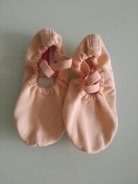 Zapatillas de ballet/danza. tengo dos pares. númer