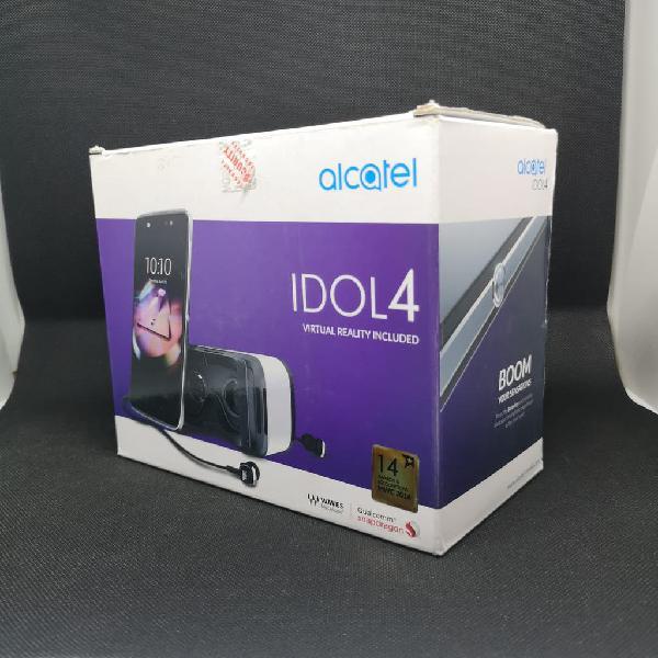 Alcatel idol 4 virtual reality