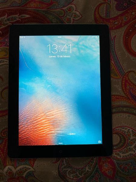 """Ipad 2 (marzo 2011) 9,7"""" 16gb - wifi - negro"""