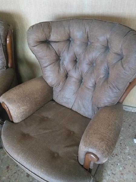 Juego sillones cheste capihoné