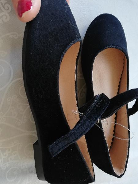 Zapatos niña bass-10 nuevos talla 31