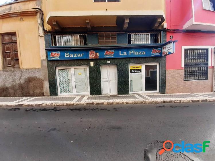 Oportunidad bancaria local comercial en princesa guayarmina - centro