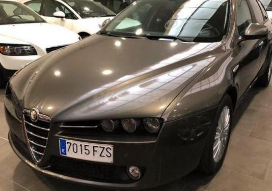 Alfa romeo 159 1.9 jtd 16v distinctive sportwagon