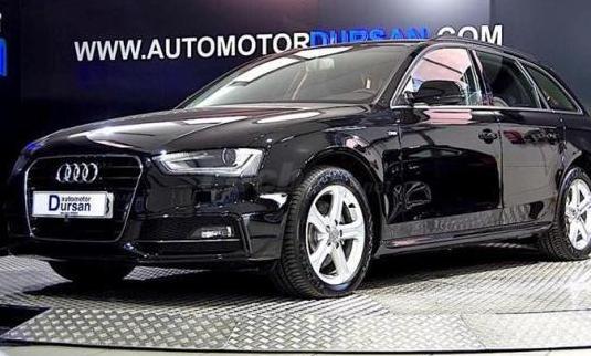 Audi a4 avant 2.0 tdi clean diesel 150cv 5p.