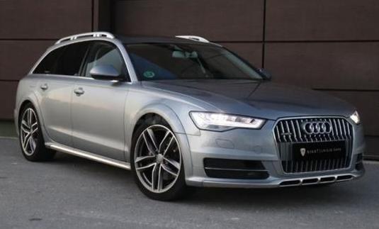 Audi a6 allroad quattro 3.0 tdi 320cv quattro tipt