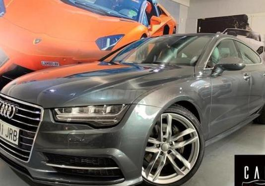 Audi a7 sportback 3.0 tdi 272 quat s tron s line 5
