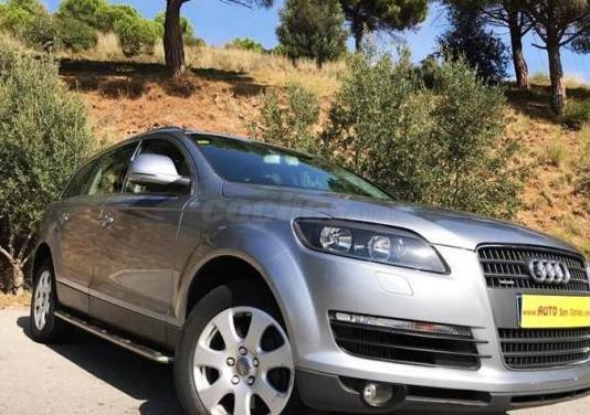 Audi q7 3.0 tdi quattro tiptronic 5p.