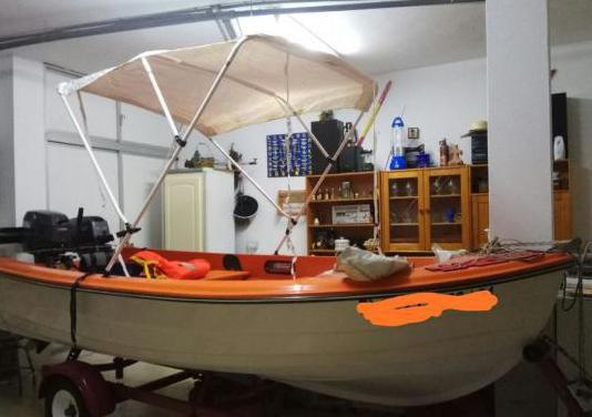 Barco cormorán