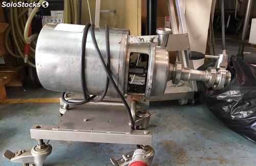 Bomba centrifuga francisco garvia acero inoxidable de