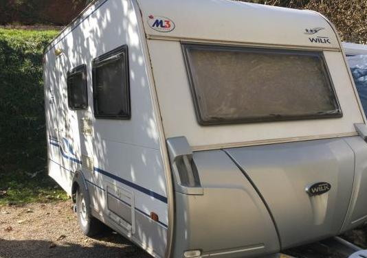 Caravana wilk 395 s3