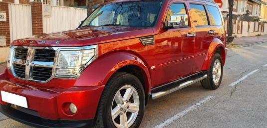 Dodge nitro 2.8 crd sxt 4wd auto
