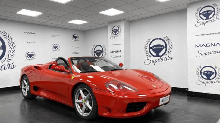 Ferrari 360 f360 spider f1