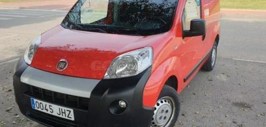 Fiat fiorino cargo adventure 1.3 mjet 75cv e5
