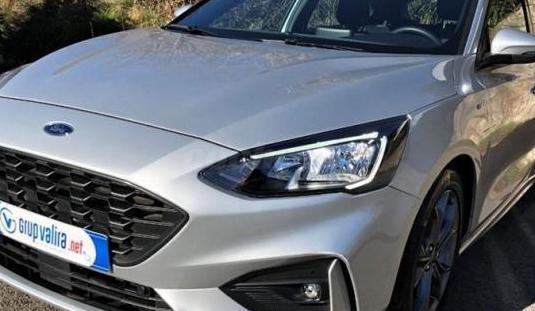 Ford focus 1.0 ecoboost 92kw stline auto 5p.