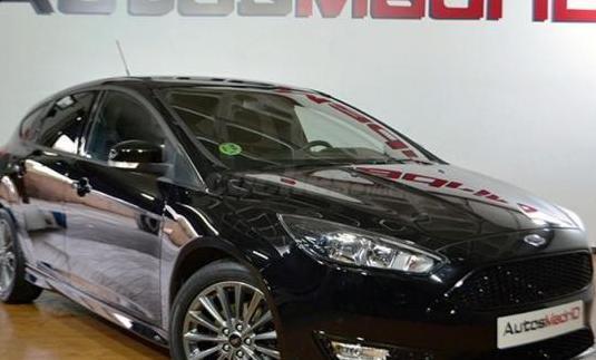 Ford focus 1.0 ecoboost 92kw stline br 5p.