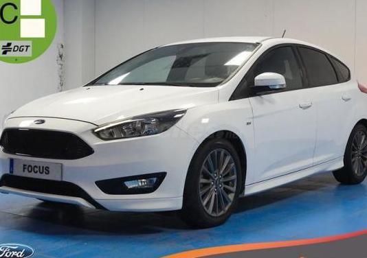 Ford focus 1.5 tdci 88kw stline 5p.