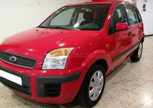Ford fusion 1.4 16v ambiente 5p.