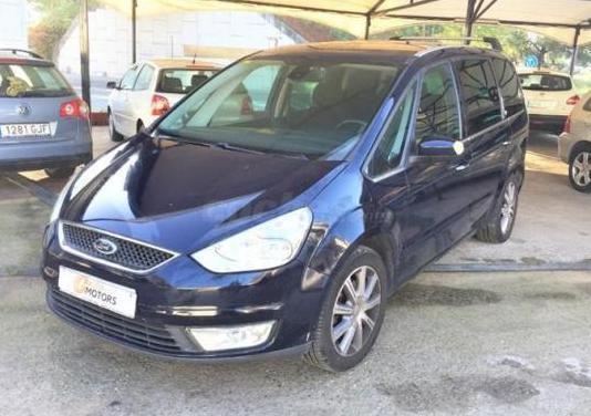 Ford galaxy 2.0 tdci ghia 5p.