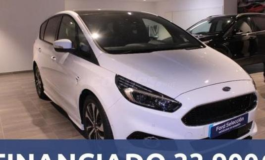 Ford smax 2.0 tdci panther 140kw stline awd pow 5p