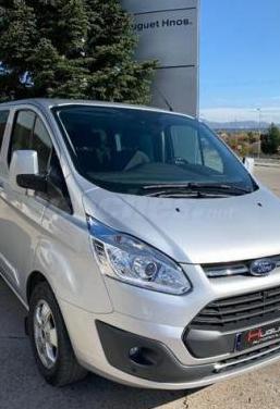 Ford tourneo custom 2.0 tdci 125kw 170cv l1 titani