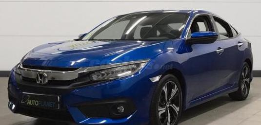 Honda civic 1.5 ivtec turbo executive 4p.
