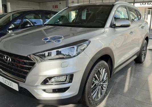 Hyundai tucson tucson crdi 1.6 116cv 48v 4x2 tecno