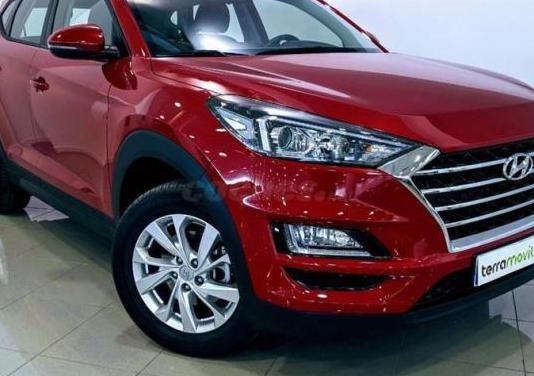 Hyundai tucson tucson gdi 1.6 131 cv 4x2 klass 5p.