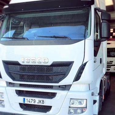 Iveco stralis 460, 2015 financiación