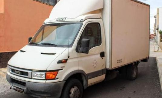 Iveco daily 35 c 11 3750 rd