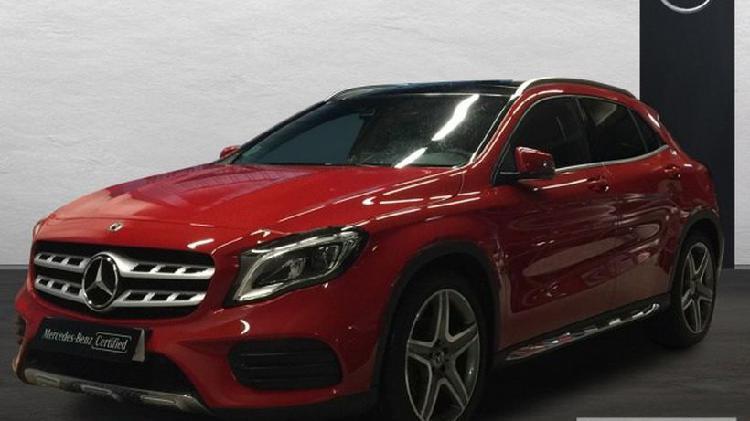 Mercedes-benz clase gla 200 cdi / d amg line (euro 6d-temp)