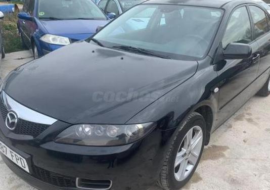 Mazda mazda6 active crtd 2.0 16v 121 cv 5p.
