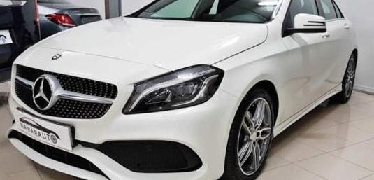 Mercedes-benz clase a a 200 d amg line 5p.