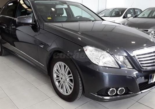 Mercedes-benz clase e e 250 cdi 4m blue efficiency