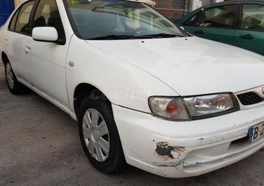 Nissan almera 2.0d gx 4p.